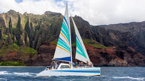Napali Coast Kauai Snorkel and Sail, Kauai, Snorkeling