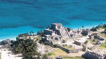 (4x1) Tulum, Coba, Cenote und Playa del Carmen in unserer Ganztagestour, Cancun, Full-day Tours