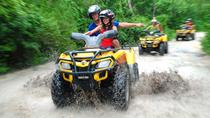 Adrenaline day in Cancun with Atvs Zipline and a Mayan Cenote, Cancun, 4WD, ATV & Off-Road Tours