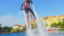 JetPack Flight Premium 30 min in Cancun, Cancun, Jetpacks
