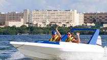 Lagoon Speed Boat Adventure and Snorkeling Tour in Cancun, Cancun, Jet Boats & Speed Boats