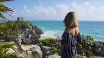 Mayan Treasures: Coba, Tulum, Cenote and Playa del Carmen from Cancun, Cancun, Cultural Tours