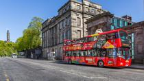 City Sightseeing Edinburgh Hop-On Hop-Off Tour