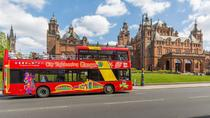 City Sightseeing hop-on hop-off tour door Glasgow, Glasgow, Hop-on Hop-off Tours