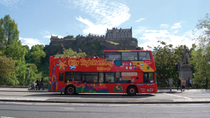 City Sightseeing i Edinburgh på hopp-på-hopp-av-tur, Edinburgh