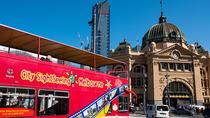 City Sightseeing Melbourne Hop-On Hop-Off Tour, Melbourne, null