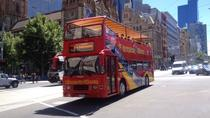 Sightseeing hop-on hop-off bustour door Melbourne, Melbourne, Hop-on Hop-off Tours
