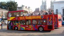 Sightseeing in York mit einer Hop-on-Hop-off-Tour, York