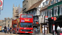 Tour Hop-On Hop-Off di Cambridge con City Sightseeing, Cambridge, Hop-on Hop-off Tours