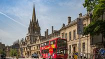 Tour Hop-On Hop-Off di Oxford con City Sightseeing, Oxford