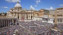Jubilee Walking Tour: Four Basilicas Papal Rome, Rome, Vespa, Scooter & Moped Tours