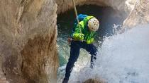 Bow Valley Canyon tours, Jasper, Climbing