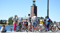Best of Stockholm City and the National City Park - 3 hour Bike Tour, Stockholm, null