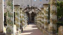 Napoli Art and Food Tour: Santa Chiara, San Gregorio Armeno and Sant Angelo a Nilo Church, Naples,...