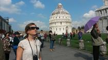 Artglass Tour of the Leaning Tower Square, Pisa, Audio Guided Tours