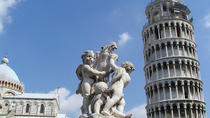 Audio Guided Tour of the Leaning Tower Square or Pisa City Centre, Pisa, Half-day Tours