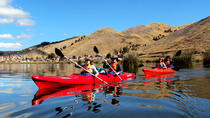 Kayak from Puno to Uros island and fast boat to Taquile, Puno, Kayaking & Canoeing