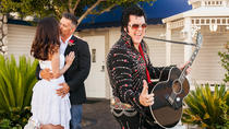 Elvisbröllop i Graceland Wedding Chapel, Las Vegas