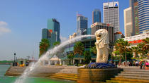Singapore Half-Day City Tour, Singapore, Night Tours