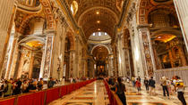 24 or 48hr Hop-on Hop-off Bus Tour with Skip-the-line Vatican Museum and Sistine Chapel, Rome, ...