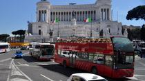 24 or 48hr Rome Hop-on Hop-off Tour with Skip-the-line Colosseum, Rome, Walking Tours
