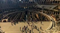 Colosseum Underground Tour with Arena Floor, Upper level, Roman Forum and Palatine Hill, Rome, ...