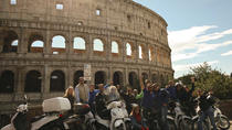 Combo Rome by Scooter and Colosseum Skip-the-line Rondleiding met gids, Rome, Tours zonder wachtrij