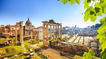 Discovering the origins of Rome with the Palatine and the Roman Forum Tour, Rome, null