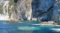 Ponza Mini Cruise: South Side and Frontone Beach, ローマ
