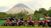 ATV Best adventure in La Fortuna & FREE natural mud mask, La Fortuna, 4WD, ATV & Off-Road Tours