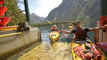 Milford Sound: Fly, Cruise and Kayak, Queenstown, Kayaking & Canoeing