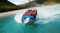 Milford Sound Fly Cruise Fly and Dart River Jet Boat Experience, Queenstown, Jet Boats & Speed Boats
