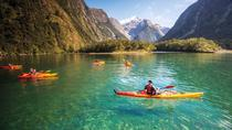 Milford Sound: Fly Cruise Kayak Experience from Queenstown, Queenstown, Air Tours
