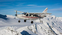 Tour fly-over di Milford Sound e Glaciers da Queenstown, Queenstown, Tour in elicottero