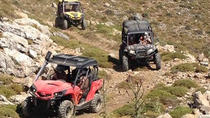 Aventure en buggy hors route en Crète, Heraklion, 4WD, ATV & Off-Road Tours