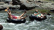Dominica Shore Excursion: River Tubing Safari, Dominica, Port Transfers