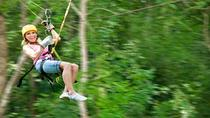 Dominica Shore Excursion: Wacky Rollers Adventure Park, Dominica, Kayaking & Canoeing