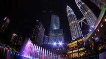 Night Tour with Admission to Petronas Twin Towers Observation Deck and Cultural Dance Performance, ...