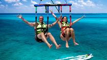 Parasail Adventure from Playa del Carmen or Puerto Morelos Including Transport, Playa del Carmen,...