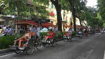 Amazing Hanoi Sightseeing Cyclo Tour An Hour, Hanoi, 4WD, ATV & Off-Road Tours