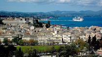 Corfu Town Round Trip Shuttle from Cruise Port, Corfu, Bus Services