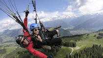 Tandem Paragliding Experience with Transport from Interlaken, Interlaken, Paragliding