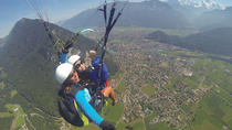 Tandem Paragliding Tour from Interlaken, Interlaken, Parasailing & Paragliding
