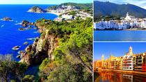Costa Brava and Girona Day Trip from Barcelona including Easy Hike: Small groups, Barcelona, Hiking ...