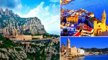 Montserrat and Sitges Full-Day Guided Tour: Easy Hike with Hotel Pickup from Barcelona, Barcelona,...