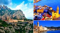 Montserrat and Sitges Full Day Guided Tour: Easy Hike with Hotel Pick-up from Barcelona, Barcelona, ...