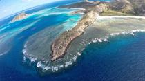 Private Lizard Island Day Trip and Great Barrier Reef Scenic Flight from Cairns, Cairns og det ...