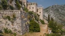 Split Shore Excursion: Fortress of Klis and Vranjaca Cave, Split, Half-day Tours