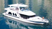 Luxury Sunset Yacht Tour with BBQ, Dubai, Day Cruises