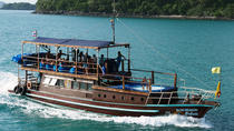 Private Charter: The Blue Dragon Classic Thai Yacht 62ft to Ang Thong Marine Park, Koh Samui, ...